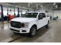 2018 Oxford White Ford F150 XLT SuperCrew 4x4 #140039691