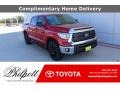 2021 Barcelona Red Metallic Toyota Tundra SR5 CrewMax #140039601