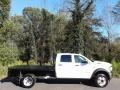 Bright White - 4500 Tradesman Crew Cab 4x4 Chassis Photo No. 5