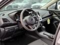 2021 Subaru Impreza Black Interior Dashboard Photo