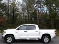 2019 Super White Toyota Tundra SR5 CrewMax 4x4  photo #1