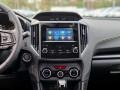 Gray Controls Photo for 2021 Subaru Crosstrek #140067812