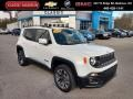 2018 Alpine White Jeep Renegade Latitude 4x4 #140074499