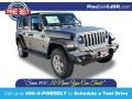 2021 Billet Silver Metallic Jeep Wrangler Unlimited Sport 4x4 #140074311