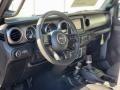 2021 Billet Silver Metallic Jeep Wrangler Unlimited Sport 4x4  photo #7