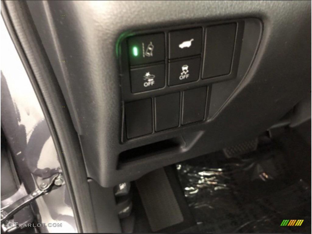 2020 CR-V EX AWD - Crystal Black Pearl / Black photo #5