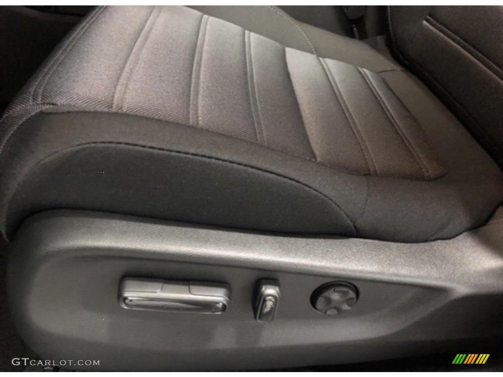 2020 CR-V EX AWD - Crystal Black Pearl / Black photo #7