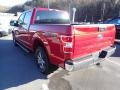2020 Rapid Red Ford F150 XLT SuperCrew 4x4  photo #6