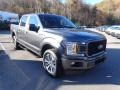 2020 Magnetic Ford F150 XL SuperCrew 4x4  photo #3