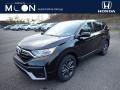 2020 Crystal Black Pearl Honda CR-V EX AWD #140074453