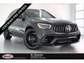 Graphite Grey Metallic 2020 Mercedes-Benz GLC AMG 63 4Matic