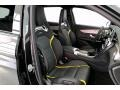 2020 GLC AMG 63 4Matic Black Interior