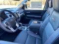 2021 Toyota Tundra Black Interior Interior Photo