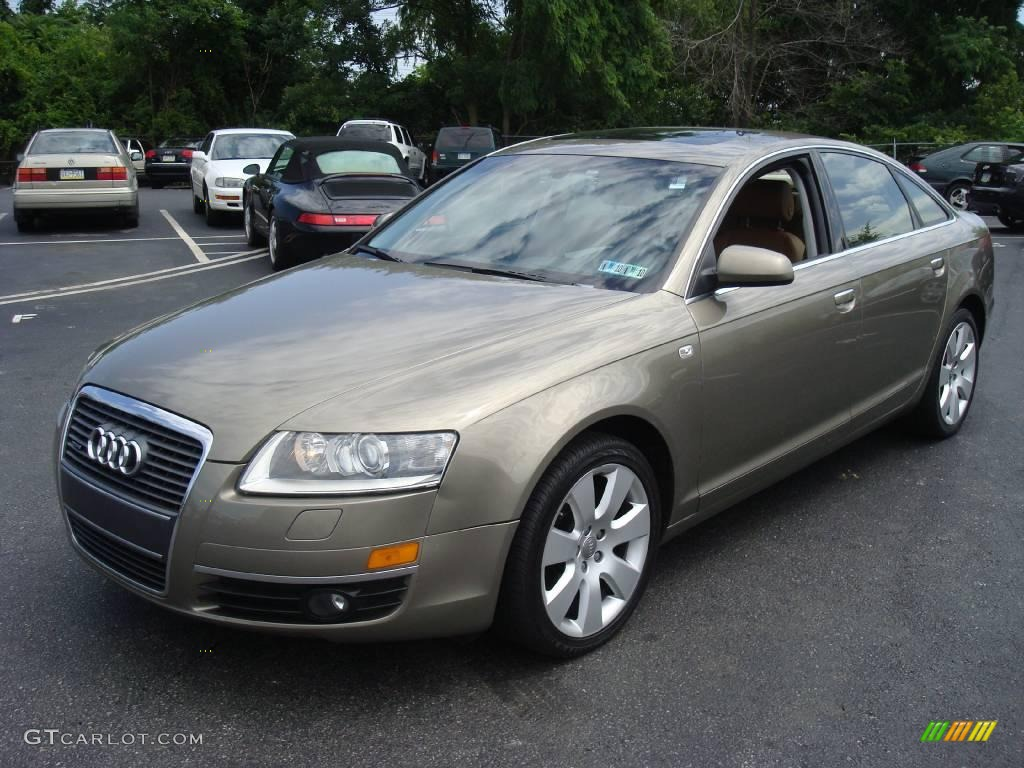 2005 dakar beige metallic audi a6 3 2 quattro sedan 13924695 car color galleries. Black Bedroom Furniture Sets. Home Design Ideas