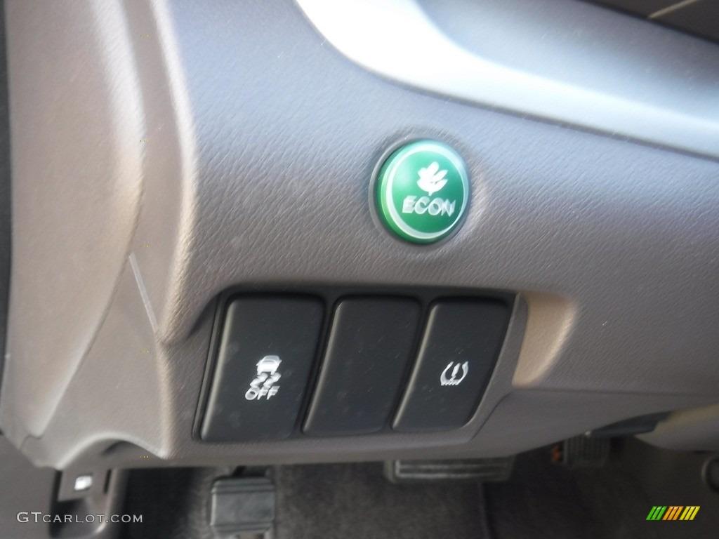 2014 CR-V EX AWD - Mountain Air Metallic / Beige photo #16