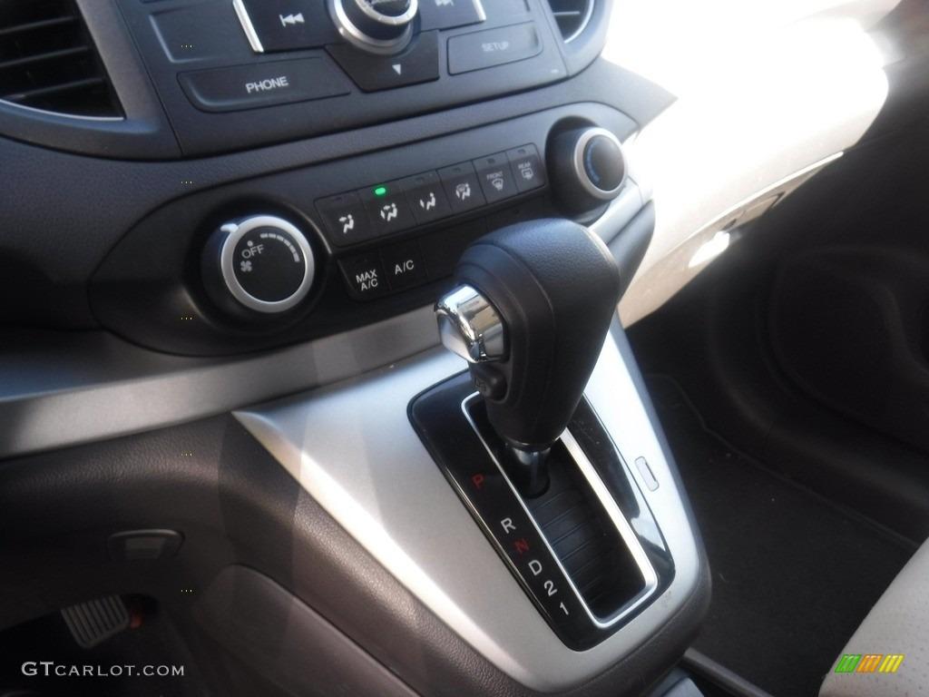 2014 CR-V EX AWD - Mountain Air Metallic / Beige photo #20