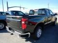 2021 Black Chevrolet Silverado 1500 LT Double Cab 4x4  photo #4