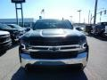 2021 Black Chevrolet Silverado 1500 LT Double Cab 4x4  photo #2