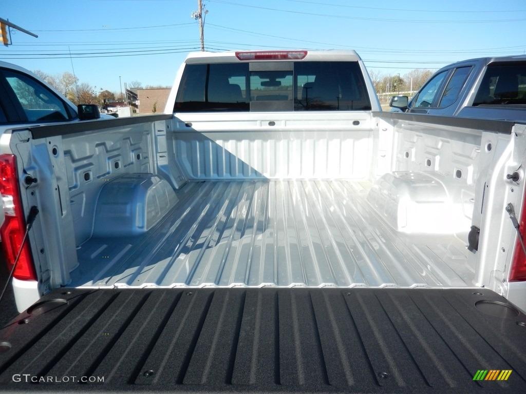 2020 Silverado 1500 RST Double Cab 4x4 - Silver Ice Metallic / Jet Black photo #6