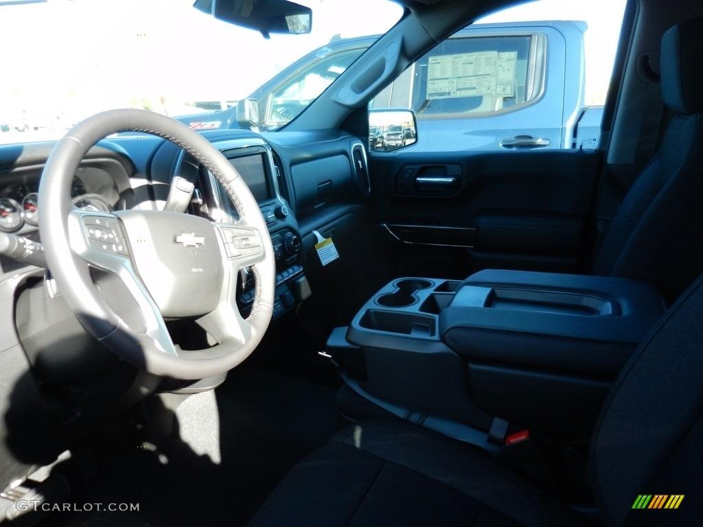 2021 Silverado 1500 LT Double Cab 4x4 - Silver Ice Metallic / Jet Black photo #7