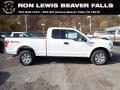 2020 Oxford White Ford F150 XLT SuperCab 4x4 #140105447