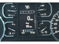 2021 Toyota Tundra 1794 Edition Brown/Black Interior Gauges Photo