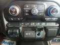 Jet Black Controls Photo for 2021 Chevrolet Silverado 1500 #140126769