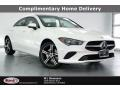 Polar White 2021 Mercedes-Benz CLA 250 Coupe