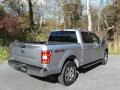 2020 Iconic Silver Ford F150 XLT SuperCrew 4x4  photo #6
