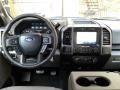Medium Earth Gray Dashboard Photo for 2020 Ford F150 #140151099