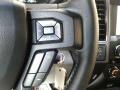 Medium Earth Gray Steering Wheel Photo for 2020 Ford F150 #140151144