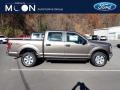 2020 Stone Gray Ford F150 XL SuperCrew 4x4  photo #1