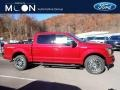 2020 Rapid Red Ford F150 XLT SuperCrew 4x4 #140149581