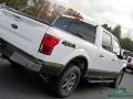 2020 Oxford White Ford F150 Lariat SuperCrew 4x4  photo #27