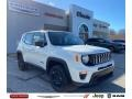 2020 Alpine White Jeep Renegade Sport 4x4 #140175317