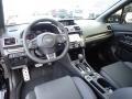Carbon Black Interior Photo for 2020 Subaru WRX #140191314