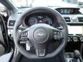 Carbon Black Steering Wheel Photo for 2020 Subaru WRX #140191389