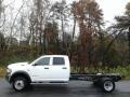 Bright White 2020 Ram 5500 Tradesman Crew Cab 4x4 Chassis
