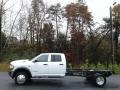 Bright White - 4500 Tradesman Crew Cab 4x4 Chassis Photo No. 1