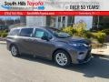 2021 Predawn Gray Mica Toyota Sienna XSE AWD Hybrid #140188875