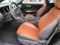 Tan Front Seat Photo for 2019 Ford Mustang #140201676