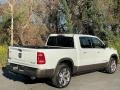 Ivory White Tri-Coat Pearl - 1500 Long Horn Crew Cab 4x4 Photo No. 7