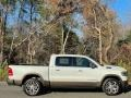 2021 1500 Long Horn Crew Cab 4x4 Ivory White Tri-Coat Pearl