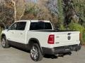 Ivory White Tri-Coat Pearl - 1500 Long Horn Crew Cab 4x4 Photo No. 12
