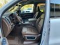 2021 1500 Long Horn Crew Cab 4x4 Light Frost Beige/Mountain Brown Interior