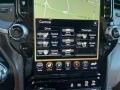 Navigation of 2021 1500 Long Horn Crew Cab 4x4