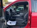 Black Front Seat Photo for 2020 Ford F150 #140208804