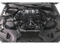 2021 M5 Sedan 4.4 Liter M TwinPower Turbocharged DOHC 32-Valve VVT V8 Engine