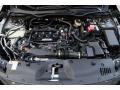 2021 Modern Steel Metallic Honda Civic EX Hatchback  photo #9
