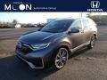 2021 Modern Steel Metallic Honda CR-V Touring AWD #140220748